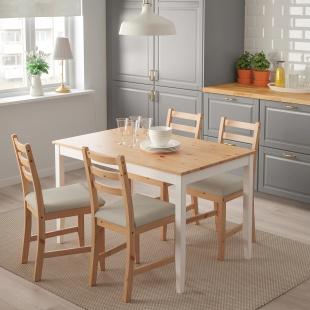 Обідні столи та стільці