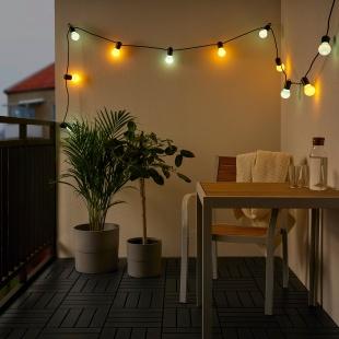 Декоративне освітлення