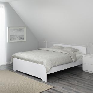 Двоспальні ліжка