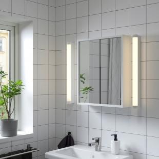 Дзеркальні шафи та дзеркала у ванну