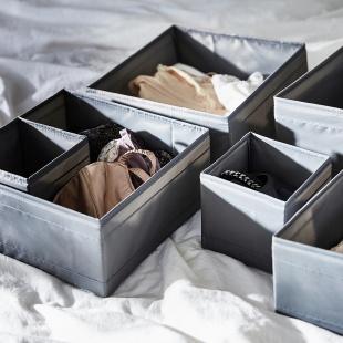 Органайзери для зберігання одягу