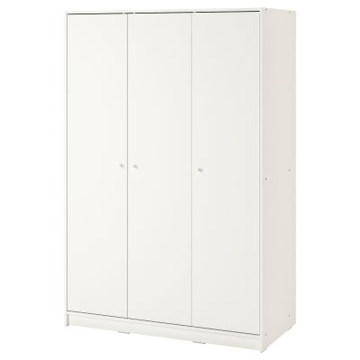 kleppstad гардероб із 3 дверцятами