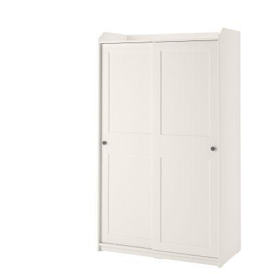 hauga гардеробна шафа з розсувними дверц