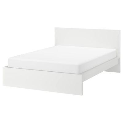 malm каркас ліжка високий