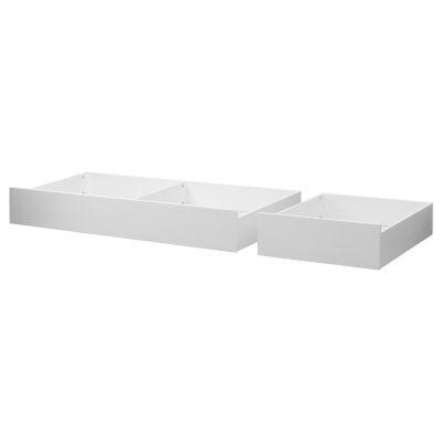 hemnes короб під ліжко комплект із 2 шт