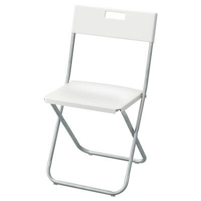 gunde стілець складаний