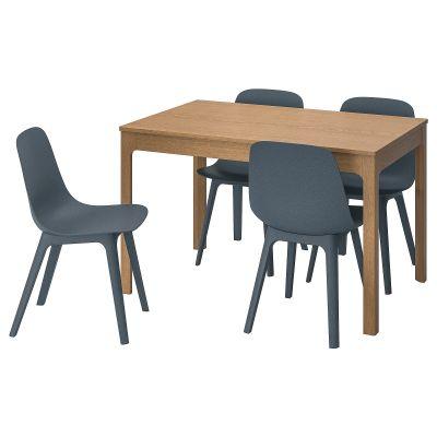 ekedalen / odger стіл і 4 стільці