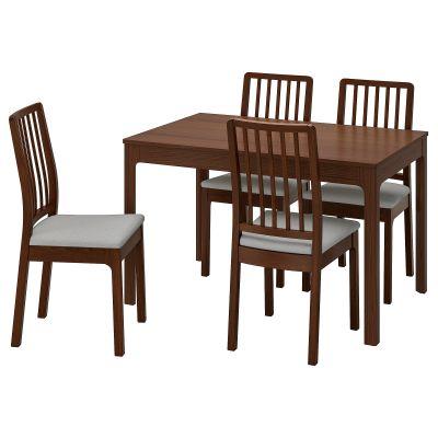 ekedalen / ekedalen стіл і 4 стільці