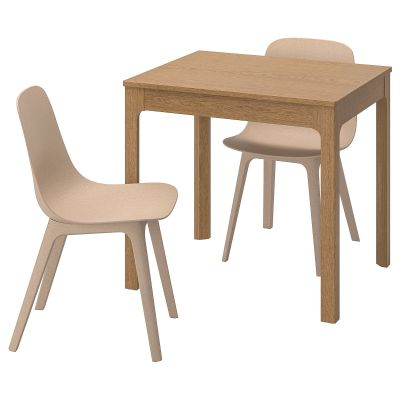 ekedalen / odger стіл і 2 стільці