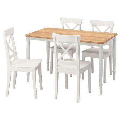 danderyd / ingolf стіл і 4 стільці