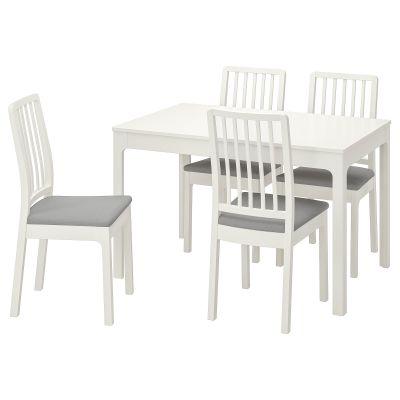 ekedalen стіл і 4 стільці