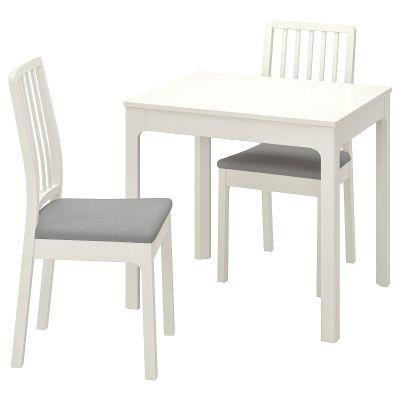 ekedalen стіл і 2 стільці