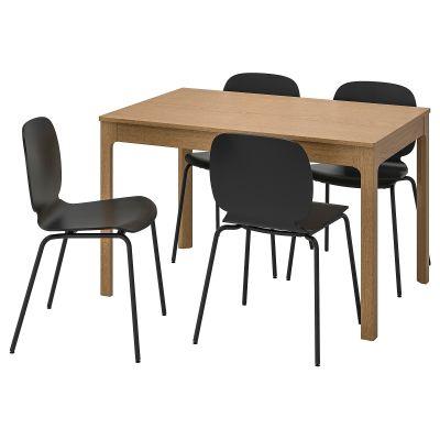 ekedalen / svenbertil стіл і 4 стільці