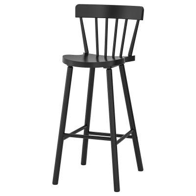 norraryd барний стілець зі спинкою
