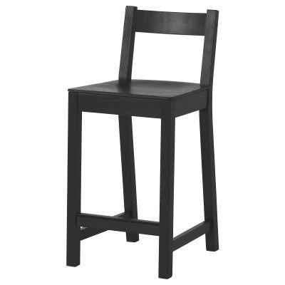 nordviken барний стілець зі спинкою