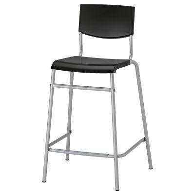 stig барний стілець зі спинкою