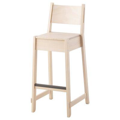 norraker барний стілець зі спинкою