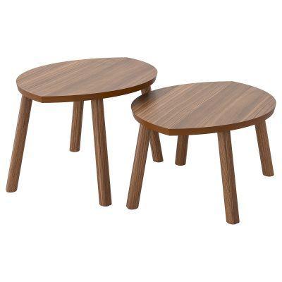 stockholm комплект столів, 2 шт