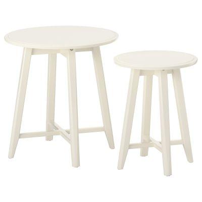 kragsta комплект столів, 2 шт