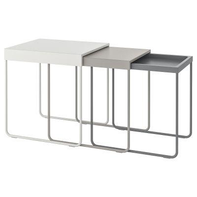 granboda комплект столів, 3 шт