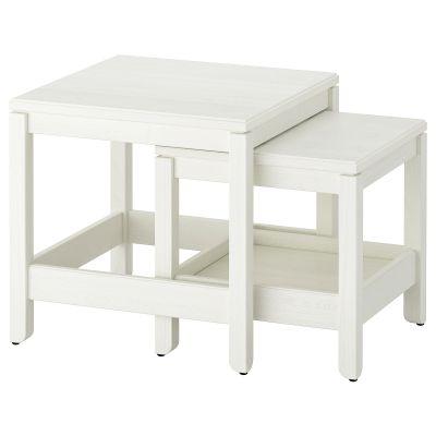 havsta комплект столів, 2 шт