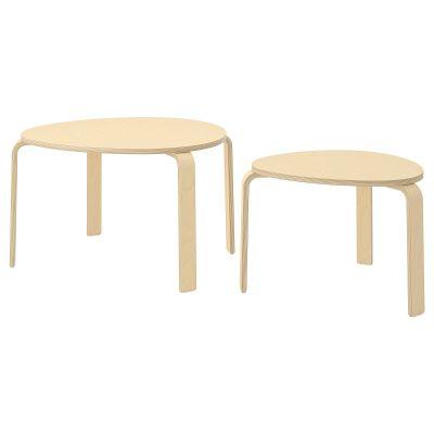 svalsta комплект столів, 2 шт