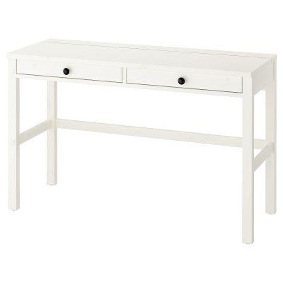 hemnes письмовий стіл з 2 шухлядами