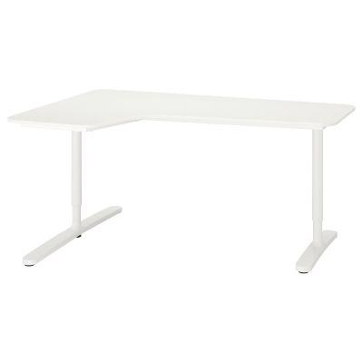 bekant кутовий письмовий стіл лівобічний