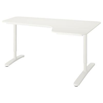 bekant кутовий письмовий стіл правобічний