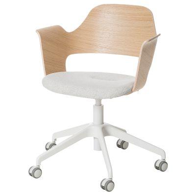 fjallberget крісло для конференцій з колесами