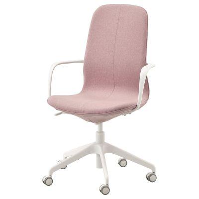 langfjall офісний стілець з підлокітником