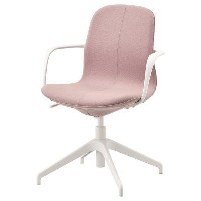 langfjall крісло д/конференцій з підлокітн