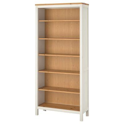 hemnes книжкова шафа