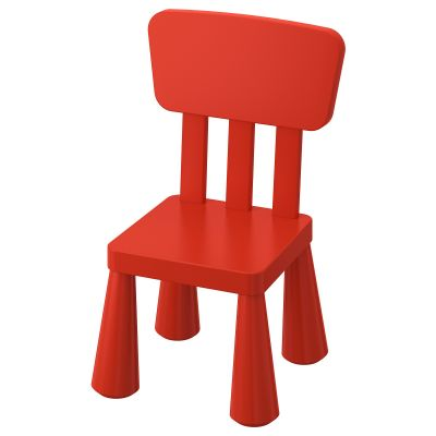 mammut дитячий стілець