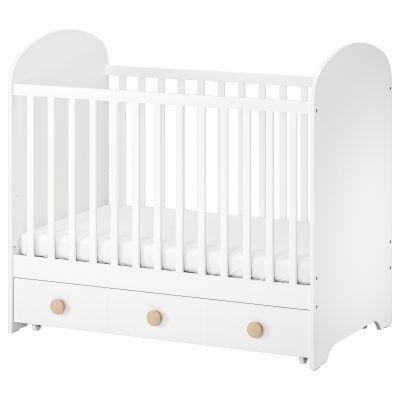 gonatt ліжко для немовлят з шухлядою