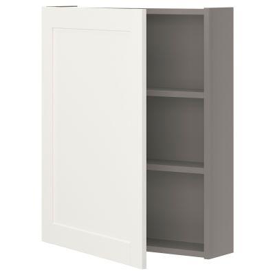 enhet  і настінна шафа з 2 полицями/дверцятами