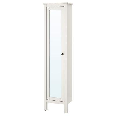 hemnes висока шафа з дзеркальними дверцят
