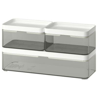brogrund коробка набір із 3 шт.