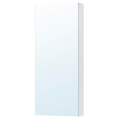 godmorgon шафа дзеркальна із 1 дверцятами40x14x96 см