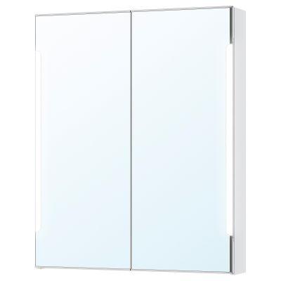 storjorm дзеркал шафа/2 дверцят/вбуд підсвіт