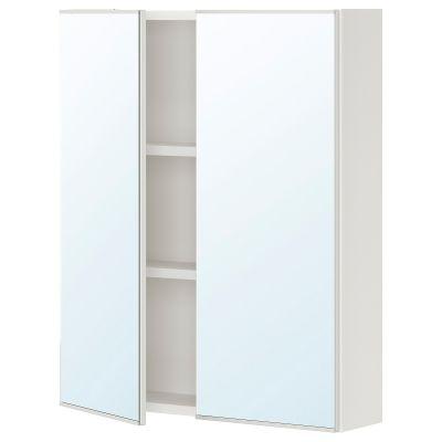 enhet шафа дзеркальна із 2 дверцятами