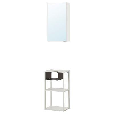 enhet навісна комбінація з дзерк дверцят