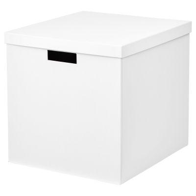 tjena коробка для зберігання з кришкою
