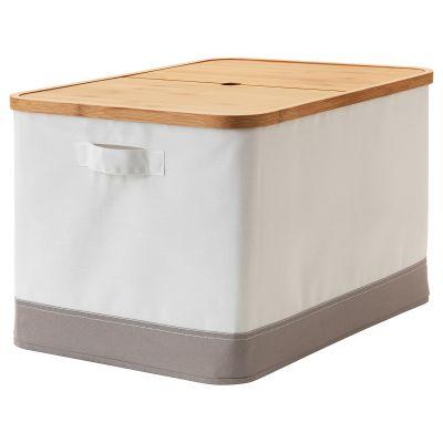rabbla коробка для зберігання з кришкою