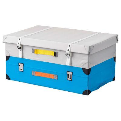 flyttbar валіза для іграшок