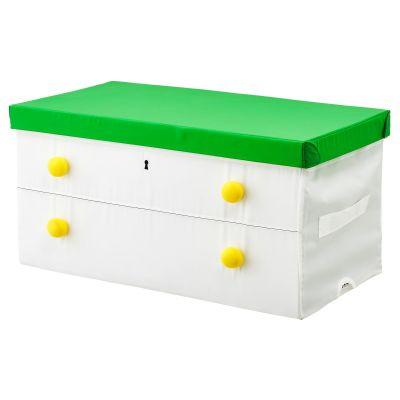 flyttbar коробка з кришкою
