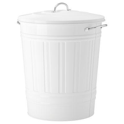 knodd кошик для сміття із кришкою