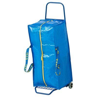 frakta візок з сумкою