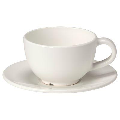 vardagen чашка для кави та блюдце