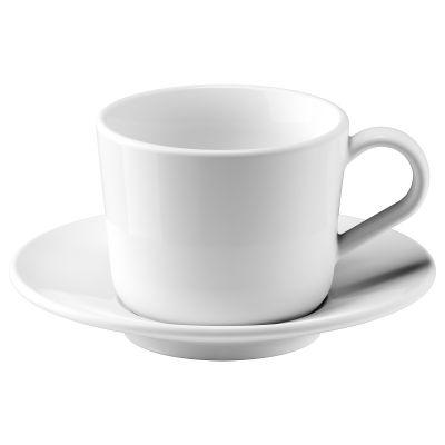 ikea 365+ чашка з блюдцем